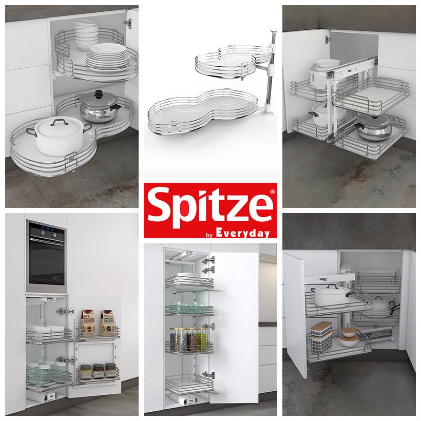Trending Kitchen Storage Accessories to Improvise Kitchen Interiors