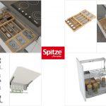 Standing Kitchen Accessories